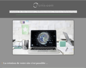 CDenis.com | Votre site Internet personnalisé