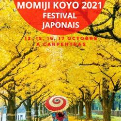 Read more about the article MOMIJI KOYO à Carpentras